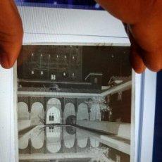 Fotografía antigua: CAJA CON 6 NEGATIVOS ? EN CRISTAL 12,50 X 10 CM ALHAMBRA DE GRANADA. Lote 133096922
