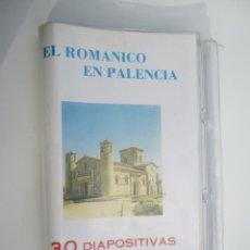 Fotografia antica: EL ROMANICO EN PALENCIA - 30 DIAPOSITIVAS EXMA. DIPUTACIÓN DE PALENCIA DEPARTAMENTO DE CULTURA 1986.. Lote 133256834