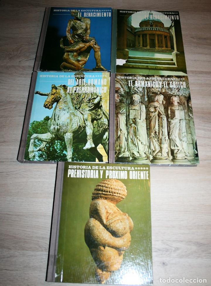 Fotografía antigua: 5 TOMOS DIAPOSITIVAS HISTORIA DEL ARTE - EDITORIAL MAGISTERIO ESPAÑOL - Foto 3 - 134058194