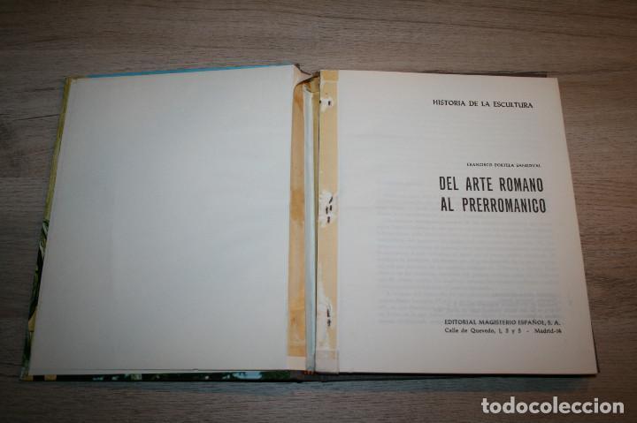 Fotografía antigua: 5 TOMOS DIAPOSITIVAS HISTORIA DEL ARTE - EDITORIAL MAGISTERIO ESPAÑOL - Foto 7 - 134058194