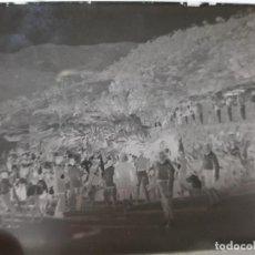 Fotografía antigua: ANTIGUAS FOTOGRAFÍAS CRISTAL FRENTE DE JUVENTUDES FALANGE OJE DÍA DEL ASPIRANTE MURCIA. Lote 134447830