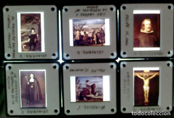Fotografía antigua: ÁLBUM DE DIAPOSITIVAS PICTÓRICAS DEL SIGLO XVII - Foto 2 - 135508758