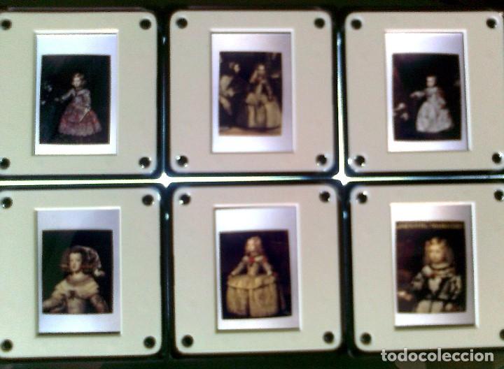 Fotografía antigua: ÁLBUM DE DIAPOSITIVAS PICTÓRICAS DEL SIGLO XVII - Foto 3 - 135508758
