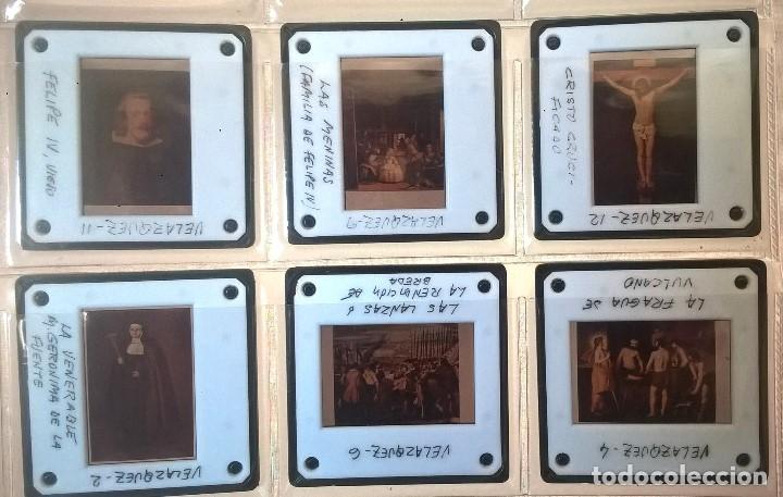 Fotografía antigua: ÁLBUM DE DIAPOSITIVAS PICTÓRICAS DEL SIGLO XVII - Foto 9 - 135508758