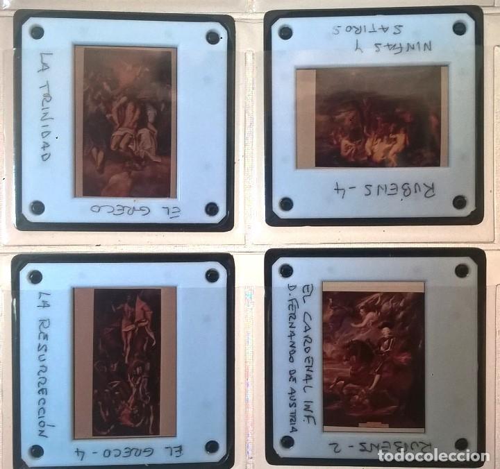 Fotografía antigua: ÁLBUM DE DIAPOSITIVAS PICTÓRICAS DEL SIGLO XVII - Foto 11 - 135508758
