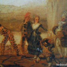 Fotografía antigua: MUSEO DEL PRADO. MINISTERIO DE CULTURA. 100 DIAPOSITIVAS + CASSETTE + LIBRO. COMPLETO. AÑO 1983.. Lote 135639195