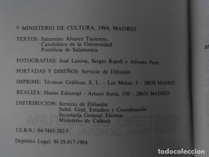 Fotografía antigua: SAN LORENZO DE EL ESCORIAL. MINISTERIO DE CULTURA. 80 DIAPOSITIVAS + CASSETTE + LIBRO. AÑO 1984. - Foto 3 - 149092932