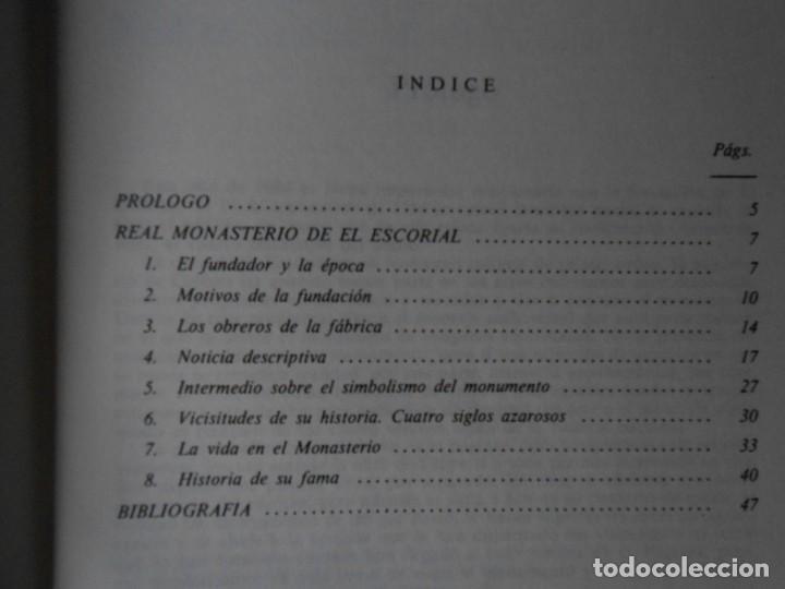 Fotografía antigua: SAN LORENZO DE EL ESCORIAL. MINISTERIO DE CULTURA. 80 DIAPOSITIVAS + CASSETTE + LIBRO. AÑO 1984. - Foto 4 - 149092932