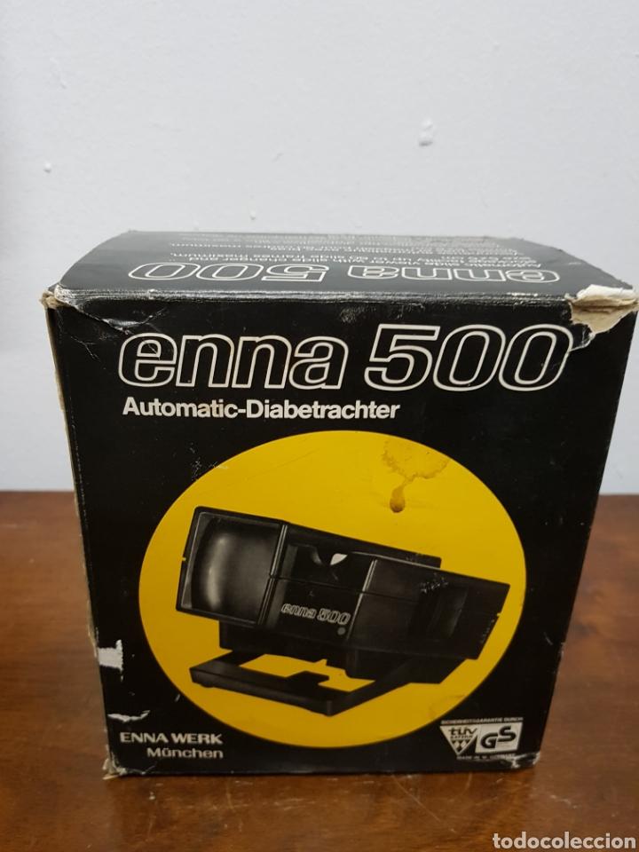 Fotografía antigua: Proyector diapositivas Enna 500 - Foto 2 - 135920685