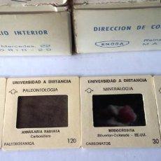 Fotografía antigua: COLECCION DE 120 DIAPOSITIVAS DE GEOLOGIA UNIVERSIDAD A DISTANCIA. Lote 140506546
