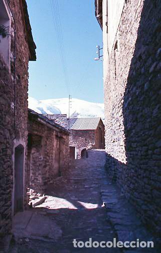 Fotografía antigua: 11 diapositivas 24x36 mm de Llessui y Bernui (Pallars Sobirà, Sort, Vall d'Assua, Lleida, Lérida) - Foto 6 - 144863210