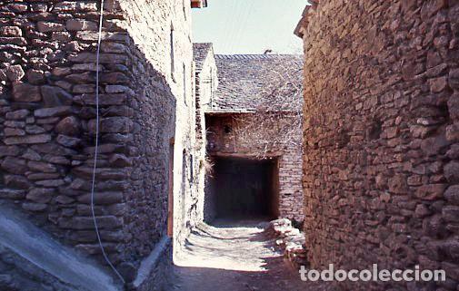 Fotografía antigua: 11 diapositivas 24x36 mm de Llessui y Bernui (Pallars Sobirà, Sort, Vall d'Assua, Lleida, Lérida) - Foto 10 - 144863210
