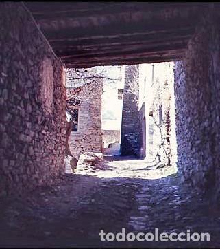 Fotografía antigua: 11 diapositivas 24x36 mm de Llessui y Bernui (Pallars Sobirà, Sort, Vall d'Assua, Lleida, Lérida) - Foto 11 - 144863210