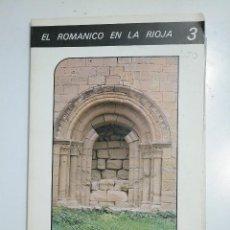 Fotografía antigua: EL ROMANICO EN LA RIOJA. Nº 3. DIAPOSITIVAS. DIPUTACION DE LA RIOJA. UNIDAD DE CULTURA. TDKP13. Lote 145527878