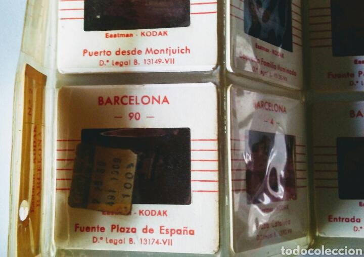 Fotografía antigua: Diapositivas Barcelona Kodak - Foto 2 - 146376162
