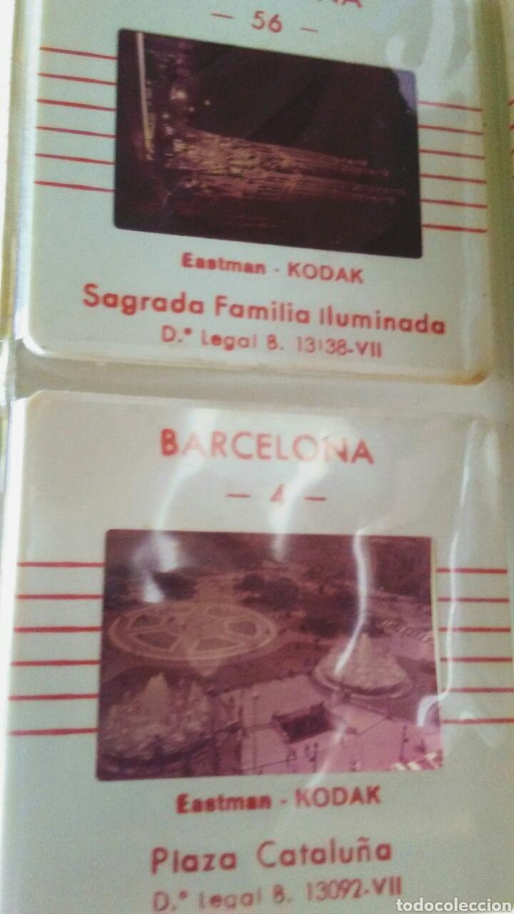 Fotografía antigua: Diapositivas Barcelona Kodak - Foto 3 - 146376162