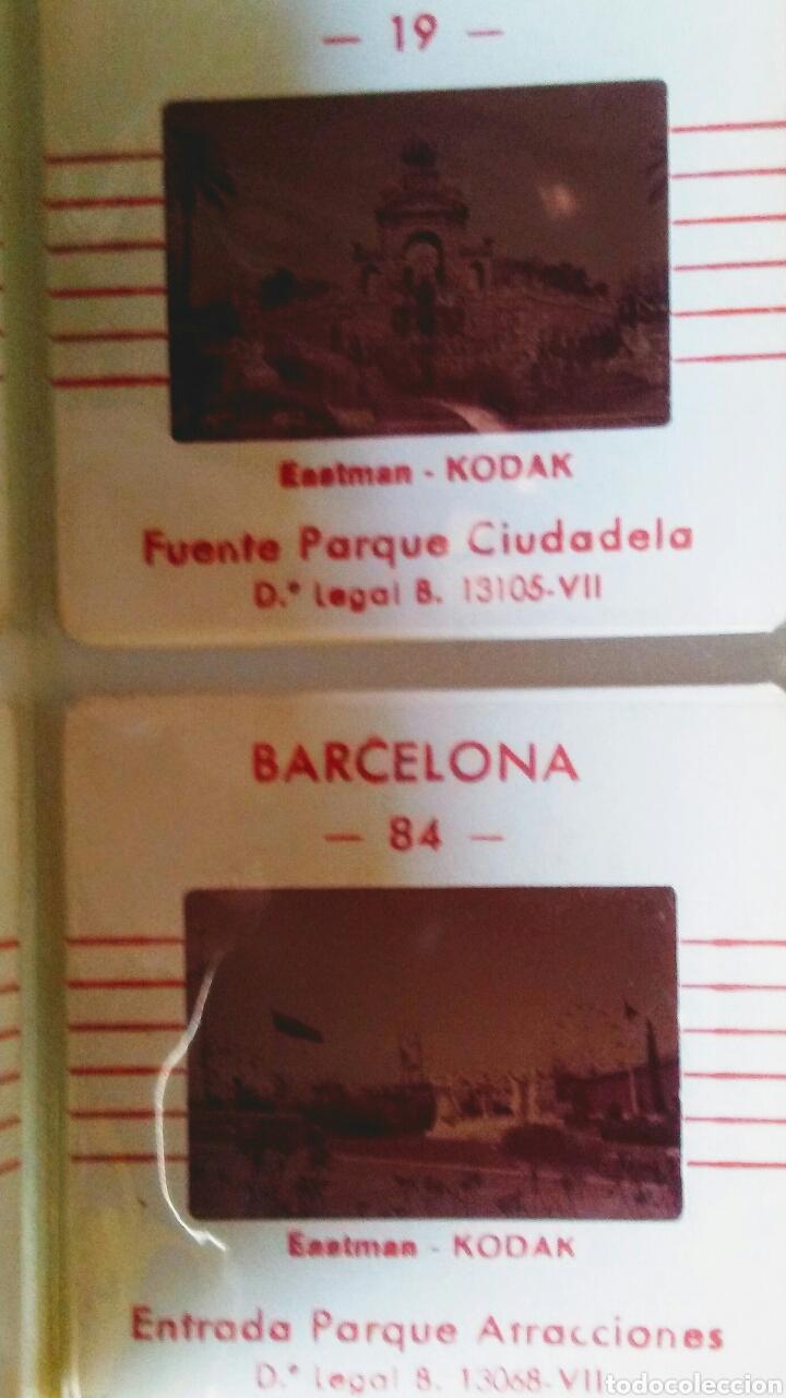Fotografía antigua: Diapositivas Barcelona Kodak - Foto 4 - 146376162