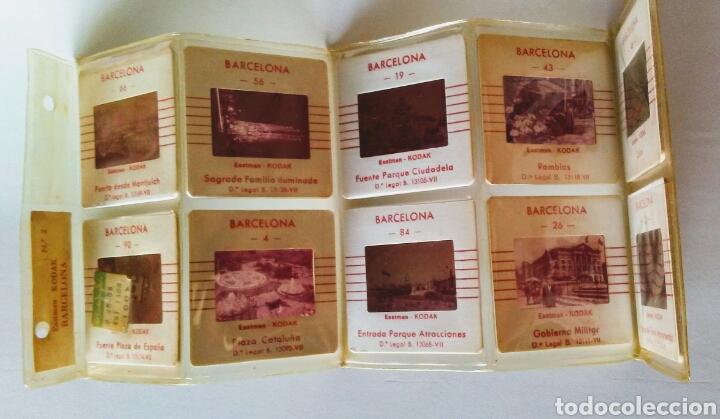 Fotografía antigua: Diapositivas Barcelona Kodak - Foto 6 - 146376162