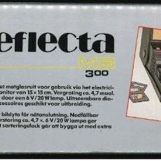 Fotografía antigua: REFLECTA MB 300 SIN ESTRENAR C. Lote 148411830