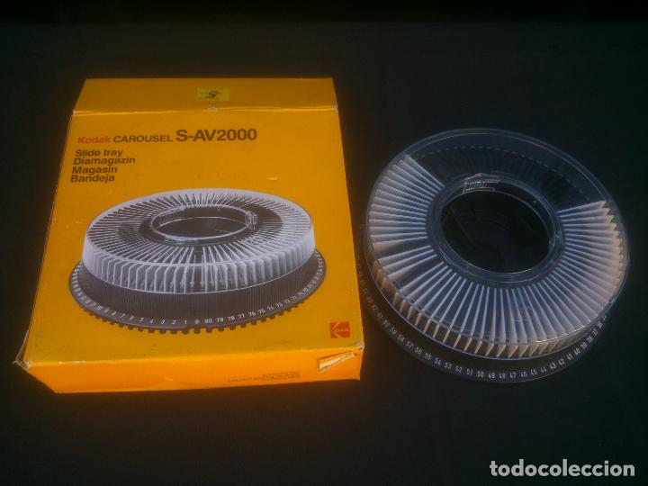 Fotografía antigua: Kodak Carousel Diamagazin para S-AV2000 - Foto 2 - 148629590