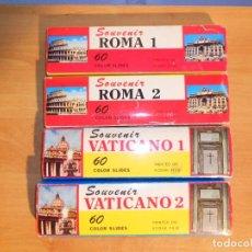 Fotografía antigua: COLECCION ROMA. Lote 149350694