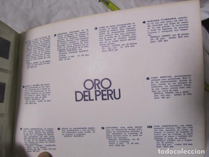 Fotografía antigua: Oro del Perú. Colección de diapositivas - Foto 6 - 149521910