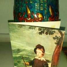 Fotografía antigua: LOTE DIAPOSITIVAS HISTORIA DEL ARTE. VELAZQUEZ. . Lote 151016110