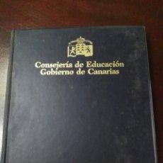 Fotografía antigua: ALBUM CON LOTE SERIE COMPLETA DE DIAPOSITIVAS CULTURA PREHISPÁNICA DE LAS ISLAS CANARIAS. Lote 151551818