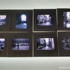 Fotografía antigua: LOTE DE 20 DIAPOSITIVAS DE SANTIAGO DE COMPOSTELA (LA CORUÑA) AÑO 1965. VER FOTOS ADICIONALES. Lote 155395598
