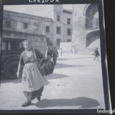 Fotografía antigua: CORDOBA, MAGNIFICA DIAPOSITIVA NEGATIVO ROLLFLEX 6 X 6 CM AÑO 1937 ELEANOR PARKE CUSTIS (1897-1983). Lote 156658158