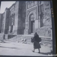 Fotografía antigua: CORDOBA, MAGNIFICA DIAPOSITIVA NEGATIVO ROLLFLEX 6 X 6 CM AÑO 1937 ELEANOR PARKE CUSTIS (1897-1983). Lote 156658398