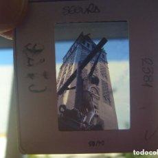 Fotografía antigua: SEMANA SANTA DE SEVILLA : DIAPOSITIVA DE CRISTO CRUCIFICADO.. Lote 156785258