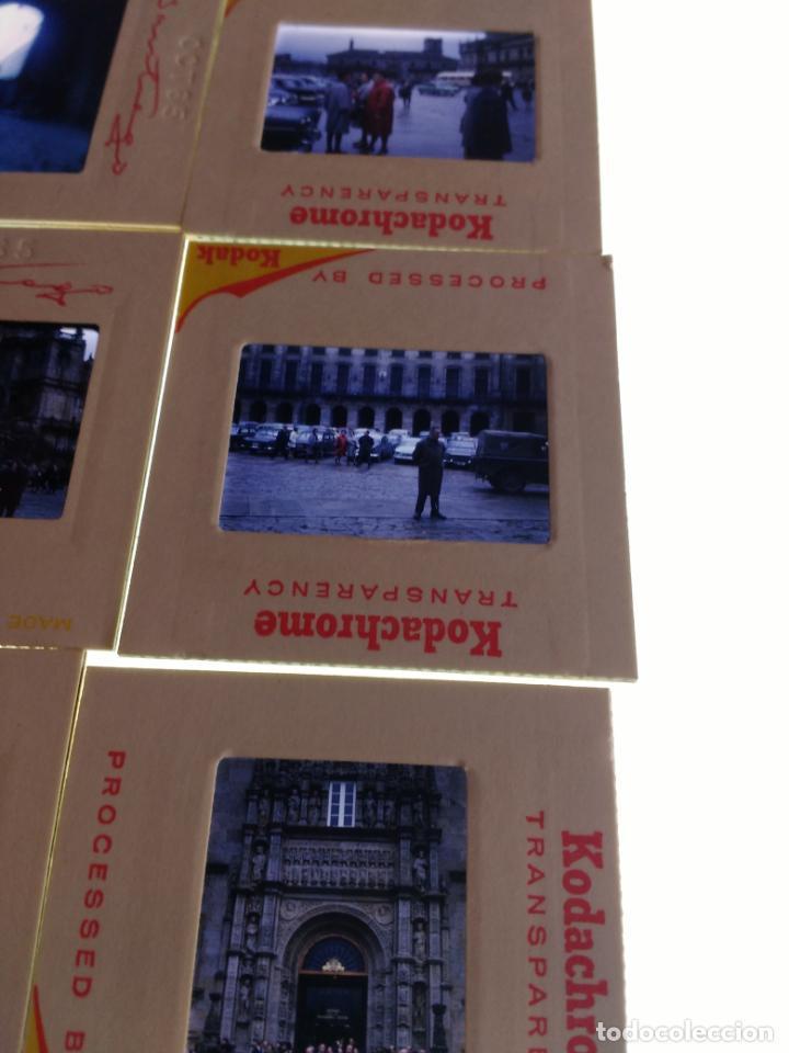 Fotografía antigua: 20 DIAPOSITIVAS AÑOS 60 SANTIAGO DE COMPOSTELA, CORUÑA. VER FOTOS - Foto 3 - 159270494