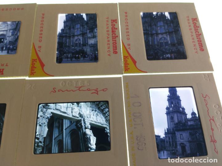 Fotografía antigua: 20 DIAPOSITIVAS AÑOS 60 SANTIAGO DE COMPOSTELA, CORUÑA. VER FOTOS - Foto 6 - 159270494