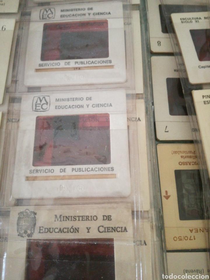 Fotografía antigua: DIAPOSITIVAS DE PINTURA Y ARTE VARIOS - Foto 4 - 159982110