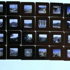 Fotografía antigua: CUENCA. 20 DIAPOSITIVAS. 1968.AMATEUR.. Lote 160167058