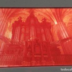 Fotografía antigua: ANTIGUA CLICHE DIAPOSITIVA ARCOS DE LA FRONTERA , CADIZ . Lote 161932474