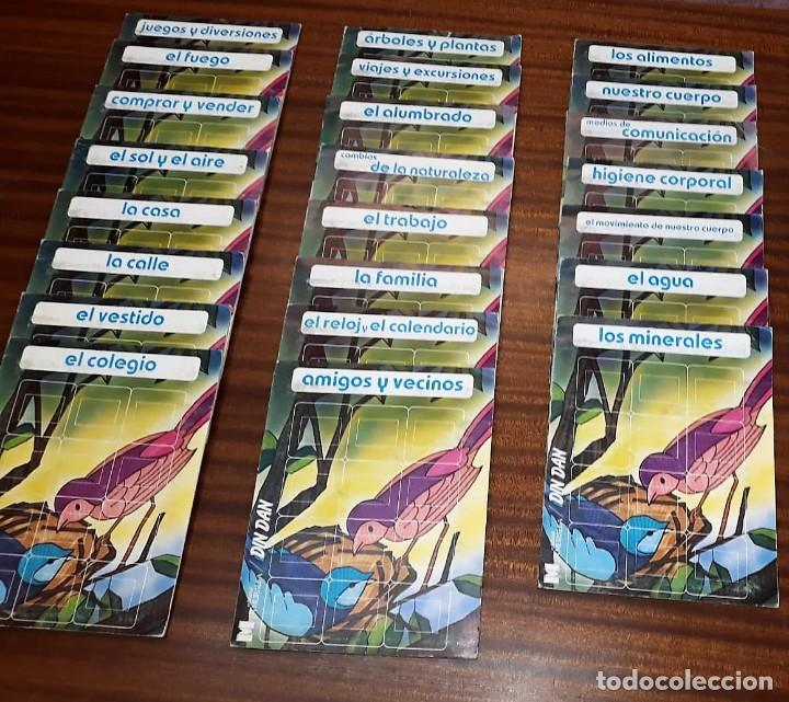 COLECCIÓN DIN DAN EDITORIAL LA MURALLA (Fotografía Antigua - Diapositivas)