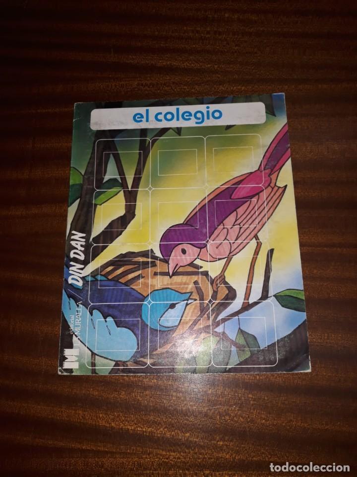 Fotografía antigua: COLECCIÓN DIN DAN EDITORIAL LA MURALLA - Foto 2 - 165251790