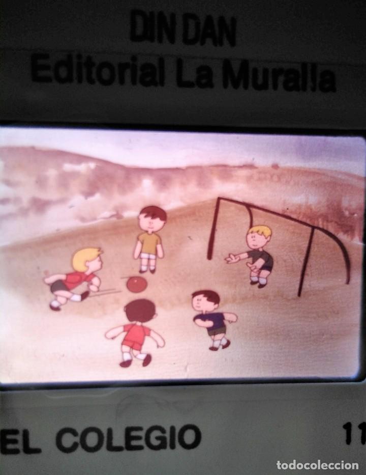 Fotografía antigua: COLECCIÓN DIN DAN EDITORIAL LA MURALLA - Foto 7 - 165251790