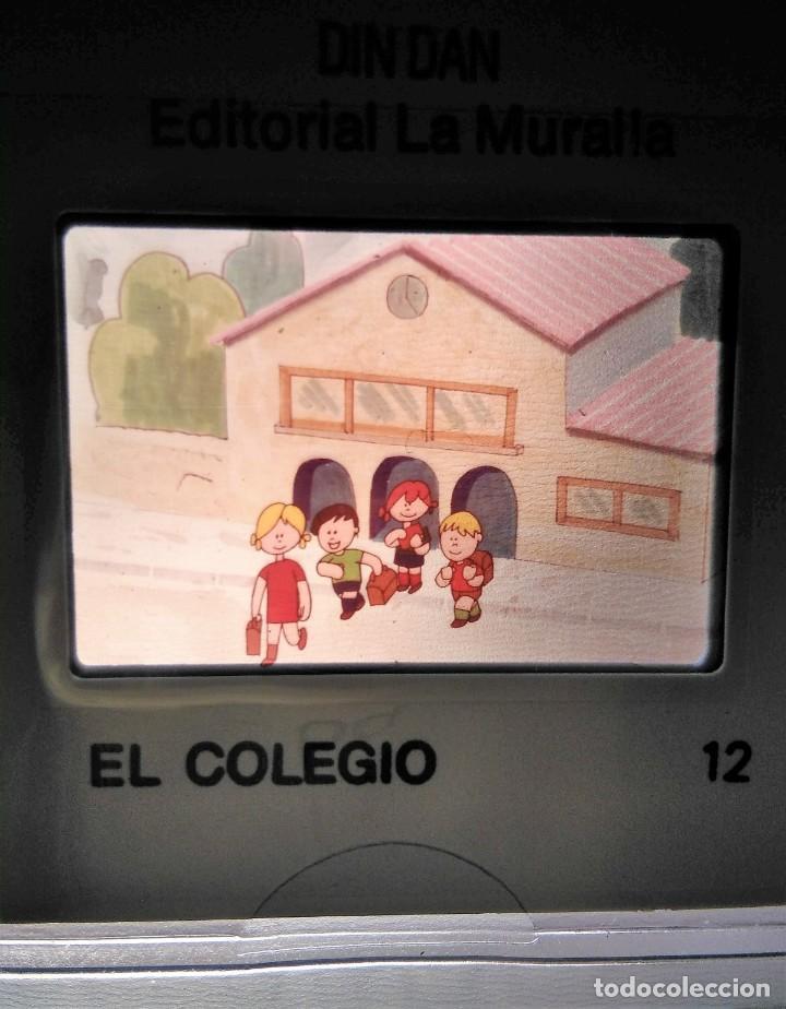 Fotografía antigua: COLECCIÓN DIN DAN EDITORIAL LA MURALLA - Foto 8 - 165251790