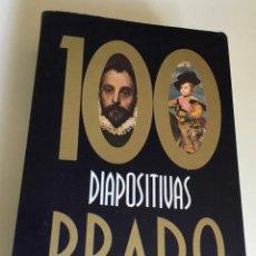 Fotografía antigua: ÁLBUM DE100 DIAPOSITIVAS DEL MUSEO DEL PRADO . Lote 167172876