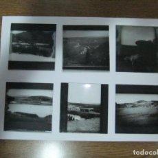 Fotografía antigua: ANTIGUAS PLACAS FOTOGRAFICAS DE CRISTAL DE PRINCIPIOS DE DE SIGLO XX. Lote 169931760