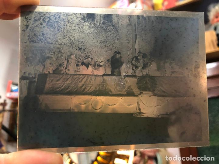 Fotografía antigua: MAGNIFICO LOTE DE NEGATIVOS FOTOGRAFICOS SOBRE LA CORONACION VIRGEN CARMEN DE JEREZ Y ALFONSO XIII - Foto 2 - 170910525