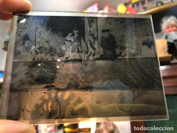Fotografía antigua: MAGNIFICO LOTE DE NEGATIVOS FOTOGRAFICOS SOBRE LA CORONACION VIRGEN CARMEN DE JEREZ Y ALFONSO XIII - Foto 3 - 170910525