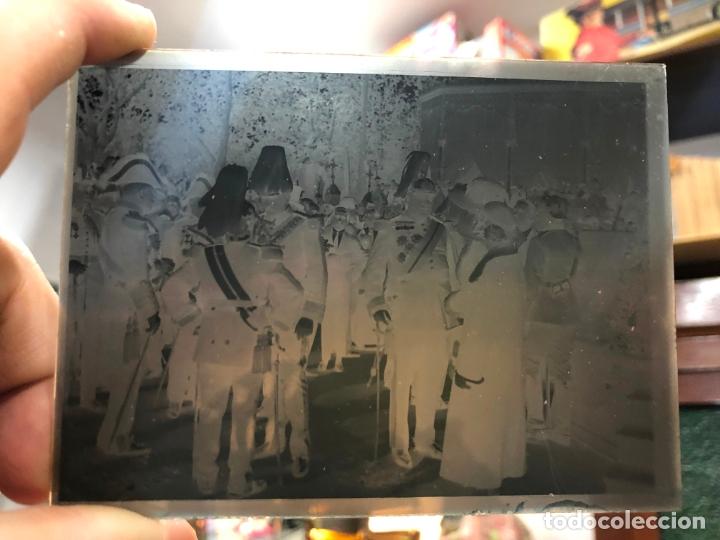 Fotografía antigua: MAGNIFICO LOTE DE NEGATIVOS FOTOGRAFICOS SOBRE LA CORONACION VIRGEN CARMEN DE JEREZ Y ALFONSO XIII - Foto 6 - 170910525