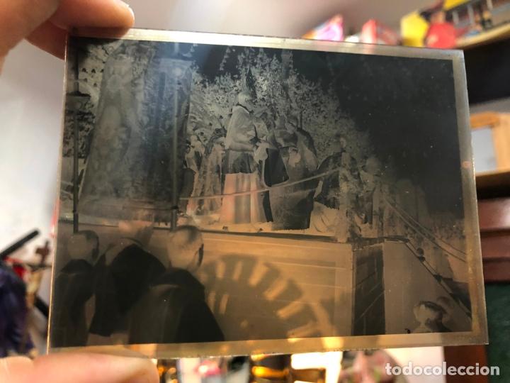 Fotografía antigua: MAGNIFICO LOTE DE NEGATIVOS FOTOGRAFICOS SOBRE LA CORONACION VIRGEN CARMEN DE JEREZ Y ALFONSO XIII - Foto 7 - 170910525
