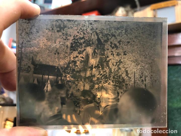 Fotografía antigua: MAGNIFICO LOTE DE NEGATIVOS FOTOGRAFICOS SOBRE LA CORONACION VIRGEN CARMEN DE JEREZ Y ALFONSO XIII - Foto 9 - 170910525