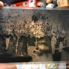 Fotografía antigua: MAGNIFICO LOTE DE NEGATIVOS FOTOGRAFICOS SOBRE LA CORONACION VIRGEN CARMEN DE JEREZ Y ALFONSO XIII. Lote 170910525