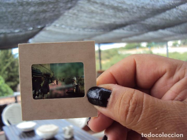 Fotografía antigua: 100 DIAPOSITIVAS antiguas CAJA INCLUIDA + fotos - Foto 6 - 168342640